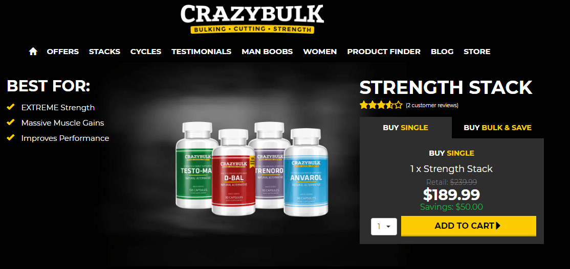 Best Legal Steroids On The Market