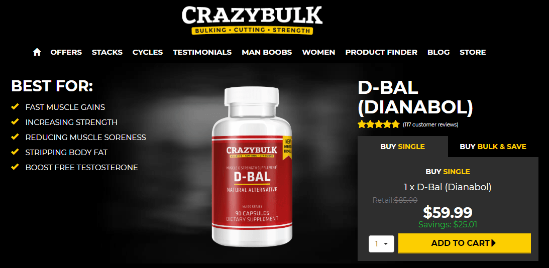 buy D-bal