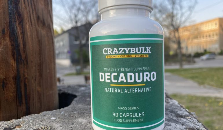 Decaduro Review: How Good Is This Deca Durabolin